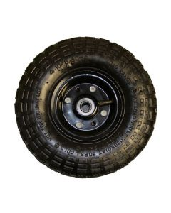 "8"" X 4"" Pneumatic Tire with Metal Hub 4005"