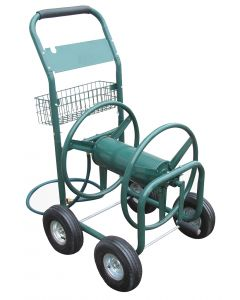 Four Wheel Industrial Hose Cart  872-2